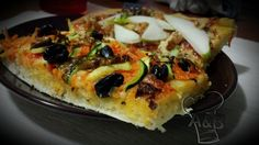 La classica pizza che si può trovare nelle pizzerie al taglio. La pizza alta alta deve lievitare parecchio tempo, ma è sicuramente morbidissima. #food #recipe #ricettealebea #pizza