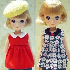 お人形+ちいさいもの展@神楽坂temame - あめふりくものはな