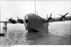 Aircraft Blohm & Voss BV 238 V1 1944