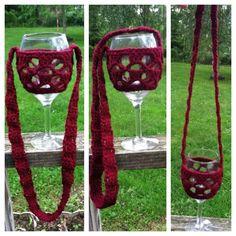 My second wine glass holder