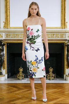 Monique Lhuillier Spring 2018 Ready-to-Wear Fashion Show