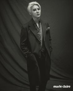 Junsu Baby for Marie Claire ❤️ JYJ Hearts
