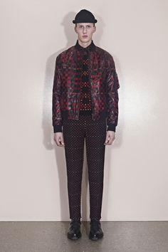 McQ Alexander McQueen | Fall 2013 Menswear Collection | Style.com