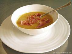 Celeriac and Sweet Potato soup - a low calorie 5:2 Diet Recipe