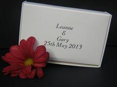 Personalised cake boxes - eBay