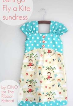 Now is the perfect time to get out your sewing machine and whip up a sundress for that beautiful little girl in your life. These 7 *FREE* tutorials are not only great because, well they are free,…