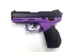RUGER SR22 LADY LILAC PISTOL 22 LR. Maybe this one?