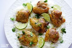 Easy Lime Chicken   27 Easy Weeknight Dinners Your Kids Will Actually Like