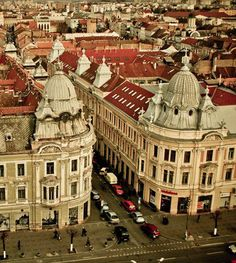 """""""The Mirror Street"""", Cluj Napoca, Romania My favorite street Great Places, Places To See, Beautiful Places, Bulgaria, Bucharest Romania, Eastern Europe, Wonders Of The World, Places To Travel, Around The Worlds"""