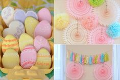 easter party by little lemonade