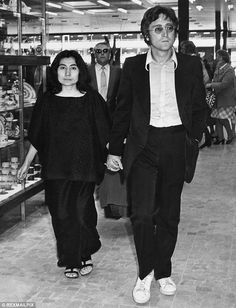 John Lennon, and Yoko Ono bought 80 fur coats worth $400,000 from Bergdorf Goodman one Christmas Eve in the Seventies