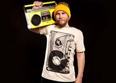 Daily Tee: Prototype T-shirt by Didier Gerardin - fancy-tshirts.com