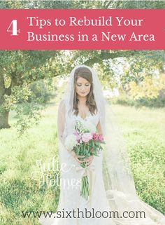 4 Tips to Rebuild Your Photography Business in a New Area