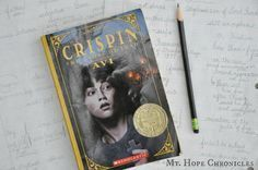 Crispin and Lost Tools of Writing Discussion Notes and ANI Classical Conversations Challenge A @ Mt. Hope Chronicles