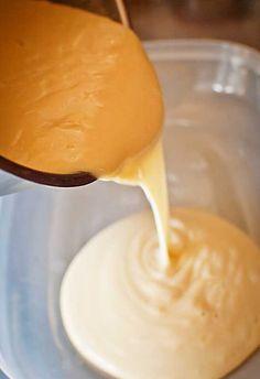 crema pastelera con Thermomix