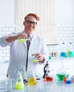Professor Figgy's Glow Slime!