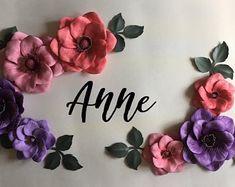 Flower Bouquet Diy, Daisy, Floral Wreath, Etsy Seller, Wings, Angel, Create, Paper, Flowers