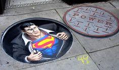 Chalkboard Art | Street Art - Chalk Art at WomansDay.com - Womans Day