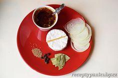 Klasický nakládaný hermelín | Recepty paní Čuby