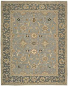 Suf I Noor Light Blue Rug | Wayfair