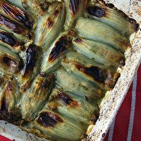 Yotam Ottolenghi's Stuffed Onions by Hannah Lewis