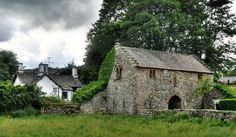 lovingtheuk: Hawkshead Courthouse, Lake District — FUCKITANDMOVETOBRITAIN Dissolution Of The Monasteries, The Tenant, National Trust, 12th Century, Lake District, Architecture, Medieval, Survival, Barn