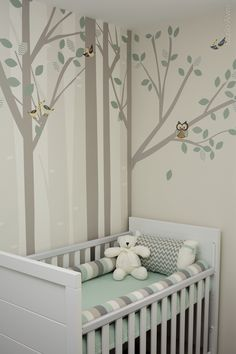 quarto 8 Baby Nursery Decor, Baby Decor, Babies Pics, Baby Pictures, Sweet Home, Baby Room, Toddler Bed, Lily, House Design