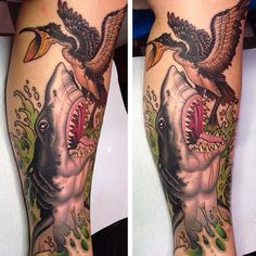 Tattoo by Peter Lagergren