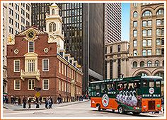 Old Town Trolley Tours -- Boston in 2 Days