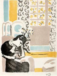 vanessa-bell-girl-reading