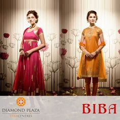 Rise and blossom in class and style!!  Come to #BIBA at Diamond Plaza and check it out!!