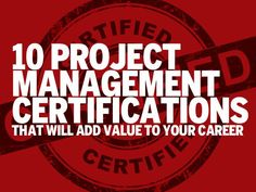 No matter what your IT role, a project management certification can add value to your role. Here are the top project management certifications, their requirements and cost. Business Management, Management Tips, Organizational Management, Change Management, Business Analyst, Business Marketing, Project Management Certification, Project Success, Schools In America