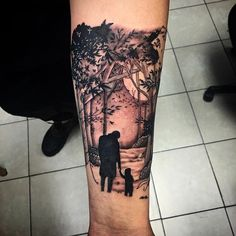 Image result for father daughter tattoos Father Son Tattoo, Father Daughter Tattoos, Father Tattoos, Parent Tattoos, Tattoo For Son, Dad Tattoos, Tattoos For Daughters, Sleeve Tattoos, Tatoos