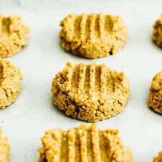 Healthier, Gluten-Free Peanut Butter Cookies with Just Four Ingredients | eHow Food | eHow