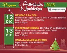 POSADAS NAVIDEÑAS http://desktopcostarica.com/eventos/2013/posadas-navidenas