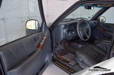 Chevrolet Blazer, General Motors, 4x4, Chevrolet Suburban, Car Seats, Adventure, Collection, Leather