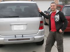 Residential Cleaning Co. Owner had a tailsign customized to match his Mercedes truck...Using tailsigns in his office space in the window as well as suction cup to his SUV.  A magnet sign is good he says but don't allow word changing as his new tailsigns does.  Tailsigns holds up to 500 words of character of words to scroll and 4 to 6 memory shelves to easily switch messages.  All done by remote control......Visit www.tailsigns.com for more information...