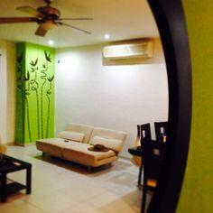 Living room @AQUATERRA210 VACATIONAL RENT