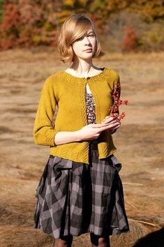 Alys cardigan Knitting pattern by Bristol Ivy   Knitting Patterns   LoveKnitting