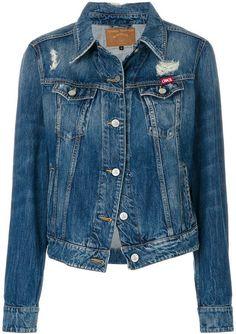 Vivienne Westwood Weave denim jacket