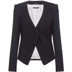 Boss Luxury Black Blazers for Women 13StyleCry: Bridal Dresses, Women Wear, Makeup
