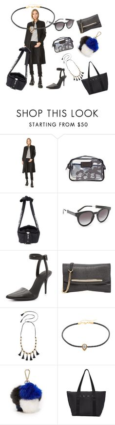 """""""fashion trendzz"""" by justinallison ❤ liked on Polyvore featuring McQ by Alexander McQueen, adidas, Moschino, Marc Jacobs, Alexander Wang, Narciso Rodriguez, Kate Spade, Jacquie Aiche, Diane Von Furstenberg and LeSportsac"""
