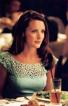 Kristin Davis As Charlotte Was The Quintessential Yinclassic For Me A Necklace Even A