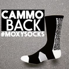 Introducing the Camo Back! Black on the front with a heather gray camo pattern on the back. Perfect for basketball crossfit exercise and military people! Check them out at the links below:  Amazon:http://ift.tt/24VAM7f Moxy: http://ift.tt/1QSqICH  #camo #camouflage #crew #socks #grey #style #fashion #basketball #crossfit #exercise #fitness #deadlift #army #navy #motivation #powerlifter  #fitness #moxysocks #muscle #powerlifting #workout #muscles #beastmode  www.moxysocks.com…