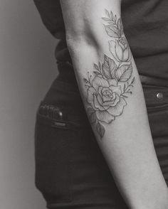 Resultado de imagem para arm tattoo placement