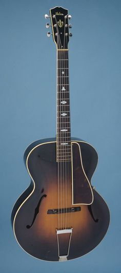 Vintage Gibson L-7 Archtop Guitar. The L-7 offered Gibson quality and performance in a relatively affordable package and the model is often viewed as the 'workhorse' of Gibson's acoustic archtop range.
