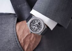 Watchmaker Zenith bets on new way of keeping time - News : Innovations (#868672)