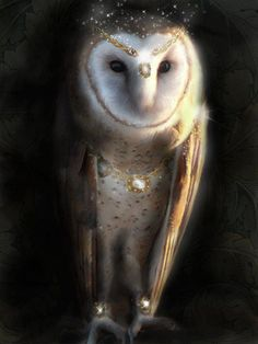 The Owl Goddess
