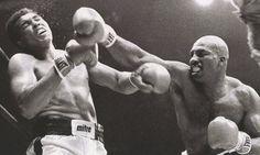 Ali vs Shavers 1977