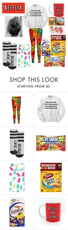 """""""The right way to spend a sick day✔"""" by mikayla-burgess ❤ liked on Polyvore featuring Legale and Casetify"""